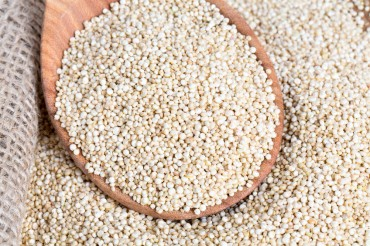 Quinoa and Chia Seeds, Keywords in the 2014 Natural Products Expo West