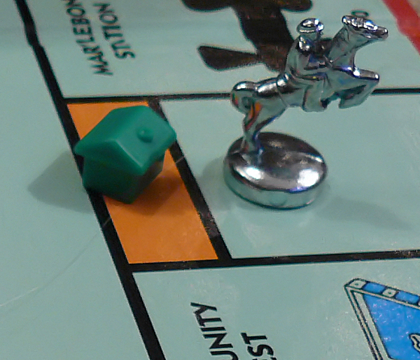 Hasbro Invites Fans to Join the Great MONOPOLY 'House Rules' Debate. (image: Mike_fleming/Flickr)