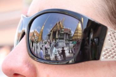 Sunglasses Sales Rise in Fear of the Fine Dust