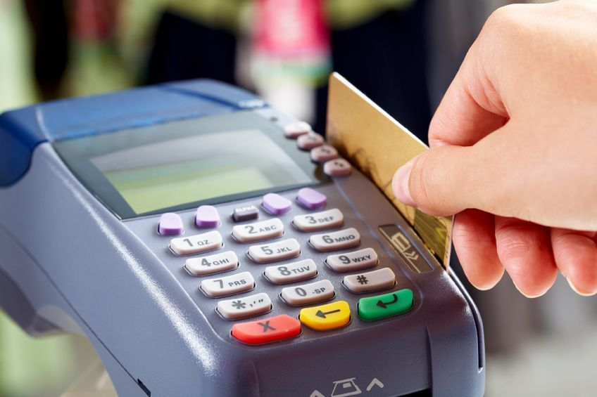 All the POS terminals will be replaced with IC terminals by the end of this year. (image: kobizmedia)