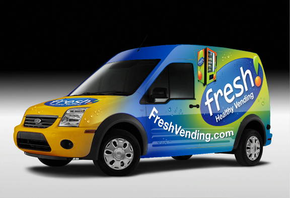 NFL Super Bowl 2014 Champion, Michael Robinson, Chooses Fresh Healthy Vending for New Business Venture