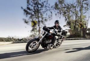Harley-Davidson's new Low Rider(R) (PRNewsFoto/Harley-Davidson Motor Company)