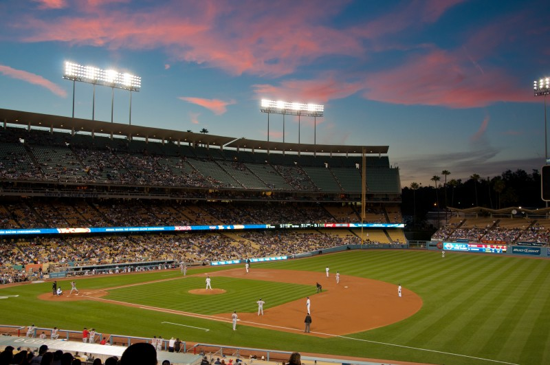 Los Angeles Dodgers Rely on Lighting Science Group's LED Lights to Combat Jetlag & Enhance Performance