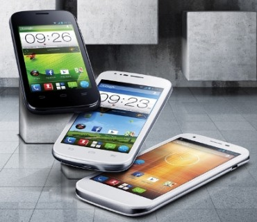 ZTE Zing Series Including ZTE Blade Q Mini Wins Coveted 2014 iF International Design Award