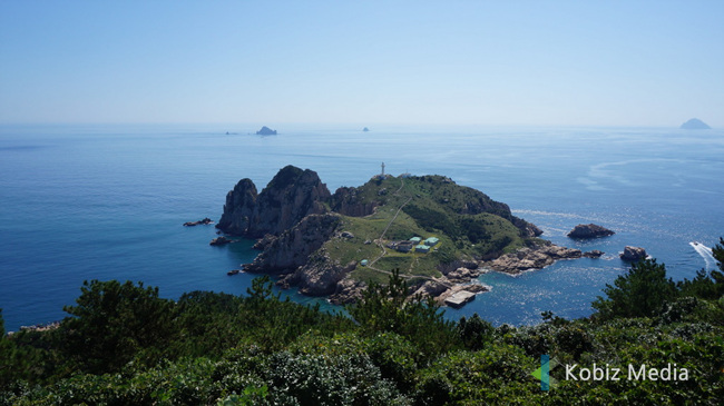 [Kobiz Photo] Breathtaking Look of Somaemuldo Island in Geoje-do