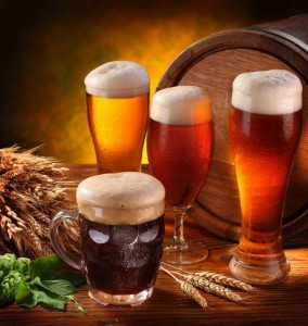 Traditionally, in the year with the big sports events, the sale of beer increased significantly. (image: Kobizmedia)