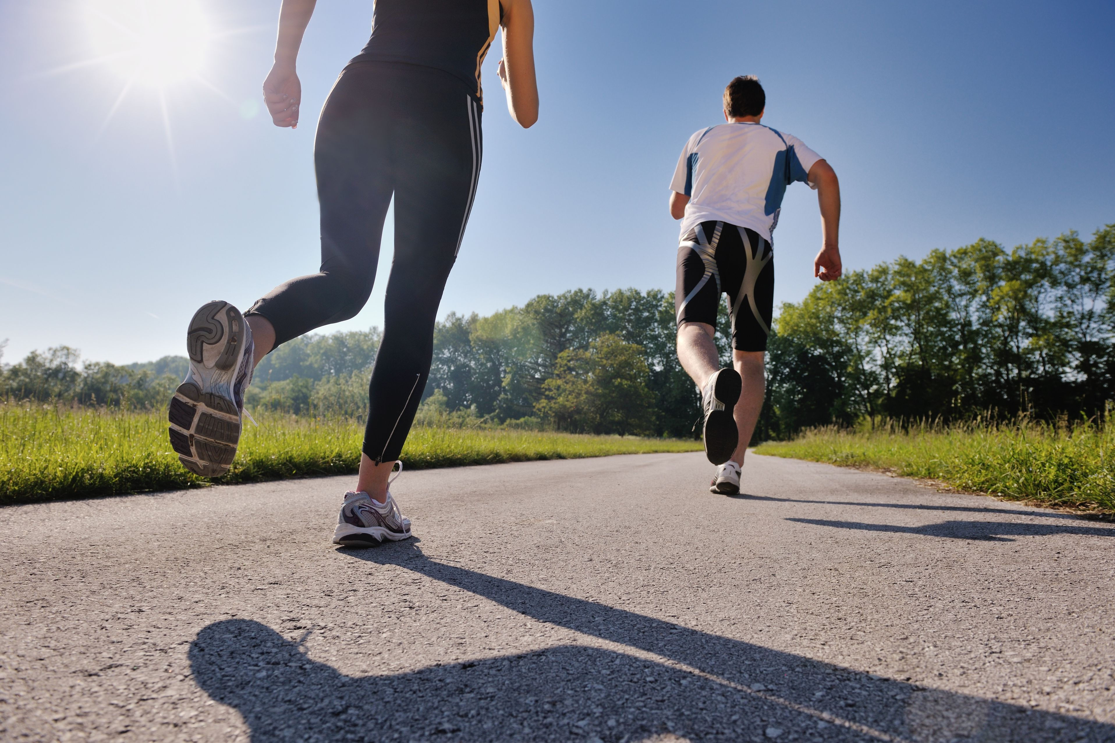 physical exercise and versus jogging outline Running and jogging are right there increase your energy and improve your health through this list of healthy physical exercise tips for kids and adults.