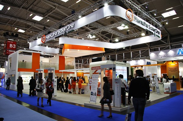 Hanwha SolarOne Exhibits HSL Series at Solarex Istanbul