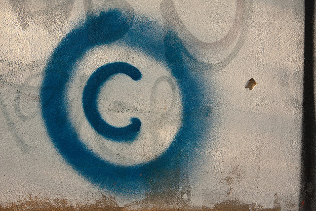 "The ministry holds the ""Good Copyright"" campaign not only to propagate the importance of copyright, but to enhance a healthy environment of creating and sharing. (image: Horia Varlan/flickr)"