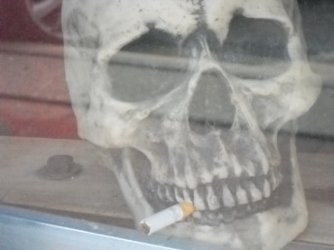 "Smoking Ads Will Be More ""in Your Face"""