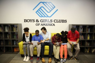 Samsung Mobile Launches Technology Partnership with Boys & Girls Clubs of America