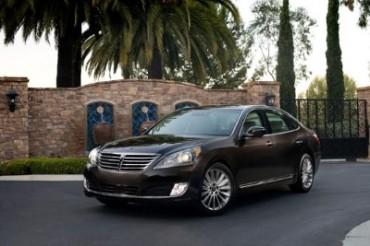 Hyundai Equus Named To Ward's 10 Best Interiors List