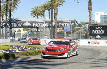 Kia Optima to Showcase Its Powerful Performance for Homecoming Racing Event
