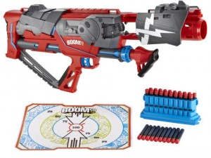 Action-Packed Blasters Feature Innovative Smart Stick™ System for the Ultimate Active-Play Experience (image: Mattel/BusinessWire)