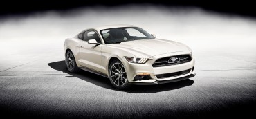 Five Decades of Mustang Heritage to Be Marketed with Limited Edition
