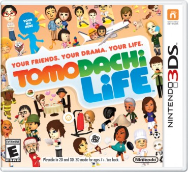 Live a Life You Never Imagined in a Hilarious and Unpredictable New World from Nintendo