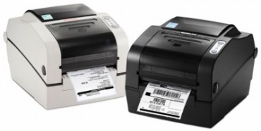 BIXOLON Launches Compact Thermal Transfer Desktop Label Printer