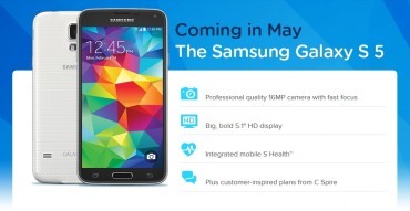 Samsung Galaxy S5 to Be Available in 125 Markets on the Globe
