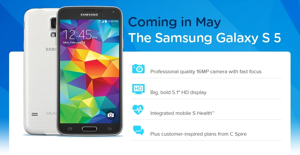 Samsung's new flagship smartphone and wearables are now available in 125 markets. (image: Samsung Electronics)