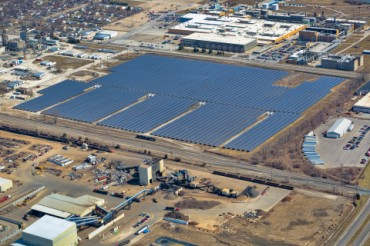 Hanwha Q CELLS Completes United States' First Solar Farm on a Superfund Site