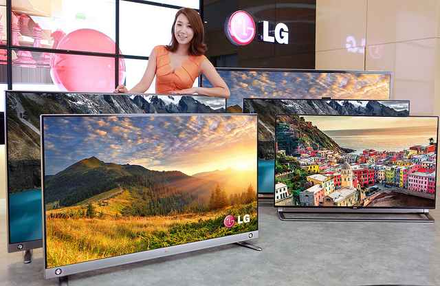 Industry's pinnacle players pick BroadcastAsia2014 to showcase capabilities in 4K technology (image: Ultra HDTV by LG Electronics)