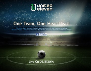 United Eleven by Nexon to Excite Online Gamers across the Globe