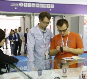 China Sourcing Fair: Mobile & Wireless is debuting as the first and largest sourcing show of its kind in Asia. The Fairs run from April 12 to 15. (image credit: Global Sources)