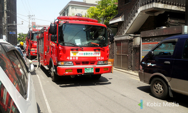 According to the government's plan, under the newly established national safety agency, fire defense headquarters, maritime safety headquarters, safety management departments and so on will be placed to oversee the national safety. (image: Kobizmedia/Korea Bizwire)