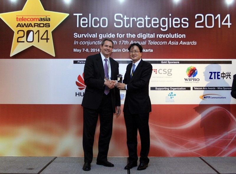 SK Telecom Selected as 'Best Mobile Carrier' at Telecom Asia Awards for Three Consecutive Years