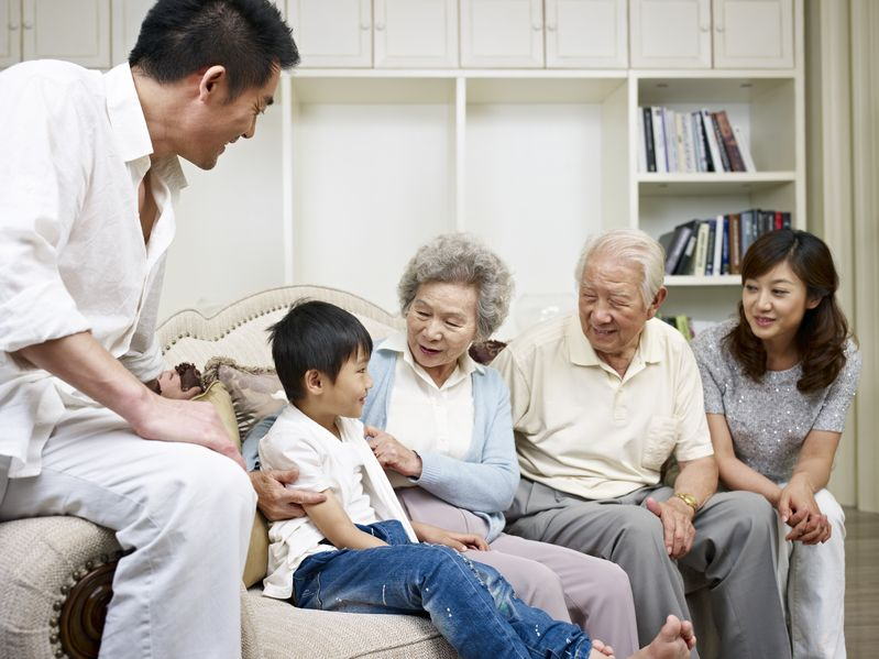 Only 10% of Married Couples Believe Firstborn Male Child Must Take Care of Parents