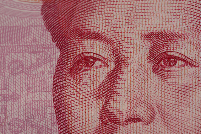 Chinese Yuan Counterfeit Bills on the Rise