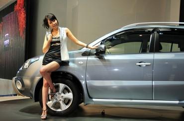 Countdown to Opening of 2014 Busan International Motor Show