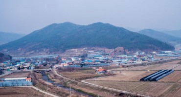 Land Accounts for Half of Assets in Korea