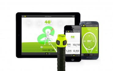 Zepp Launches World's First 3D Tennis Swing Analysis For Mobile Devices