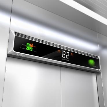 "Hyundai Elevator Launches Innovative Elevator Model ""New Yzer"""