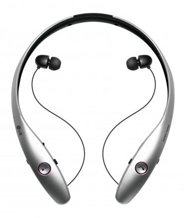 LG Collaborates with Harman/Kardon on Bluetooth Headset