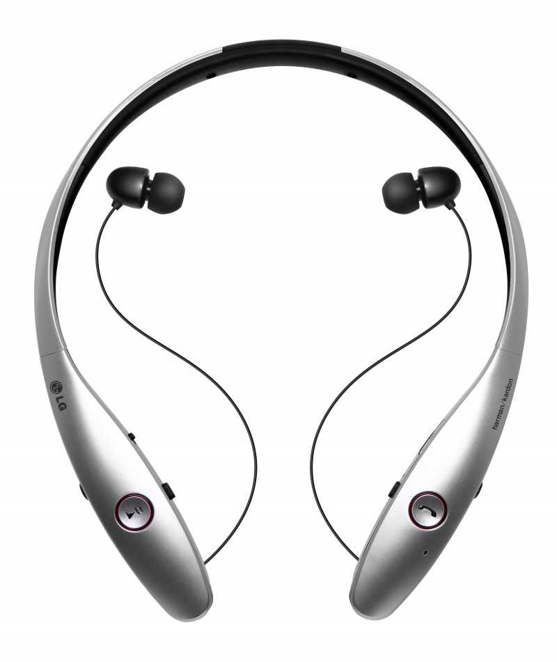 LG Collaborates with Harman/Kardon on Bluetooth Headset
