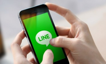 LINE Partners with Salesforce.com