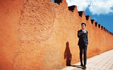 Kim Soo Hyun, South Korea's Hottest Actor, on His Hectic but Happy Asian Tour