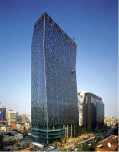 SK Telecom Headquarters in SEOUL