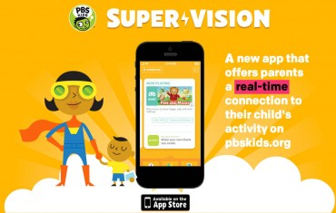 PBS KIDS Launches Revolutionary App for Parents: PBS KIDS Super Vision