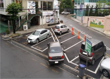 "Seoul City to Turn Parking Problems into ""Doing Good"" Campaigns"
