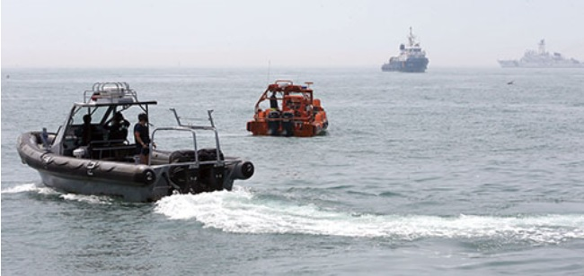 Koreans React to Second Diver's Death in Sewol Search Mission