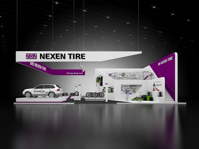 The new factory is planned to tap into the rising demand in the European market and make stable supply to global automakers like Volkswagen, Skoda and Seat. (image: Nexen Tire)