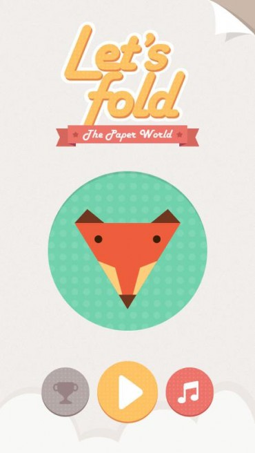 "Origami Puzzle Game ""Let's Fold"" launches in the United States on iOS devices"