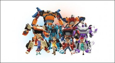 """Tobot"" of Young Toys to Be Exported to Southeast Asia"