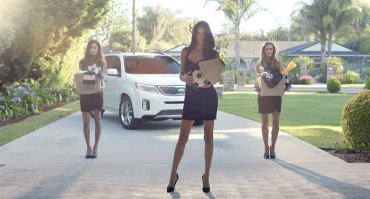 "Adriana Lima and Kia Motors America Turn Curious Onlookers into ""Futbol"" Fanatics in Series of Ads Celebrating the 2014 FIFA World Cup Brazil"