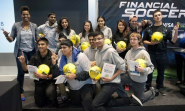 Financial Soccer Game Teaches Students Money Management Skills