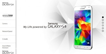 U Pleat Launches Galaxy S5 Experience Centers on the Web and Mobile Space