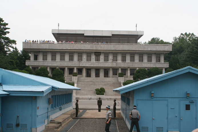 DMZ Tour Gains Popularity among Foreign Tourists